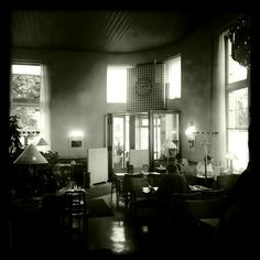 Café Prückel (6/7), Wien, Stubenring 24. Fotografie: Moka Consorten