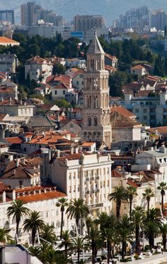 Split, Croatia by Alco