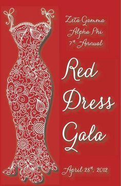 6c8e8165deb 38 Best Alpha Phi Red Dress Gala images