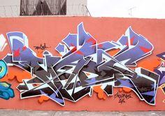 Mad C graffiti artist - www.madc.tv