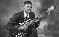 September 16, 1925: Riley B. King (B.B. King) was born in Berclair, Mississippi.