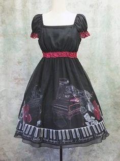 CDJapan : Cembalo Trio Print Chiffon Short Sleeve One-Piece (2) EGL-34306BD2 Moi-meme-Moitie APPAREL http://www.cdjapan.co.jp/aff/click.cgi/PytJTGW7Lok/4958/A531155/product%2FNEOAPP-34038 #Lolita #Moi-meme-Moitie #fashion