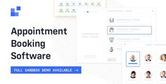 LatePoint - Appointment Booking & Reservation Plugin is a premium appointment booking WordPress plugin which helps you to setup user-friendly scheduling system on website. Wordpress Template, Wordpress Plugins, Wordpress Free, Appointment Calendar, Tv App, User Interface Design, Premium Wordpress Themes, App Development, Social Networks