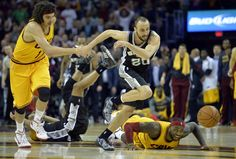 Cleveland Cavaliers vs. San Antonio Spurs - http://movietvtechgeeks.com/cleveland-cavaliers-vs-san-antonio-spurs/-It seems like at the beginning of every season the San Antonio Spurs are the favorites to represent the Western Conference in the NBA Finals. The Spurs took on LeBron James and the Miami Heat in the NBA Finals the past two seasons