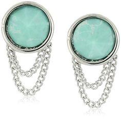 Luckystaryuan /® Alloy Bridal Jewelry Set Necklace Earrings Bracelet Wedding Jewelry Light Blue