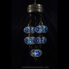 Unique Lamp Handmade Turkish Glass MosaicLamp | Turkish Lighting, Mosaic Lamps, Ottoman Lamps, Turkish Lamps