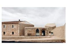 """Barozzi Veiga Architects — Centro di Promozione della D.O.C. """"Ribera del Duero"""""""