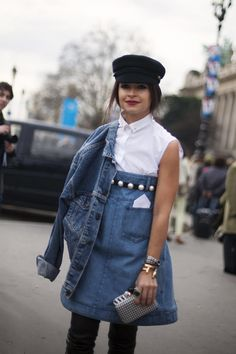 Miroslava Duma in Chanel Fashion 2018, Daily Fashion, Love Fashion, Paris Fashion, Fashion Weeks, Street Fashion, Moda Instagram, Cara Delevingne, Miroslava Duma