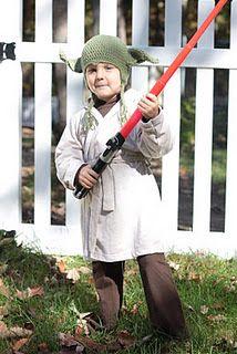 My lil Yoda...
