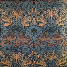 William Morris Patterns circa