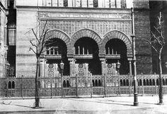 1934 Neue Synagoge Oranienburgerstrasse