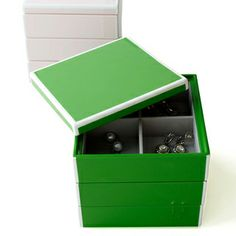 Horchow -- Elle Stacking Jewelry Box