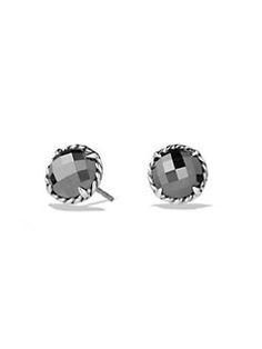 David Yurman - Chatelaine Earrings with Hematine