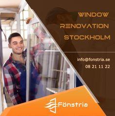Window Replacement, Window Repair, Best Windows, Stockholm, Sweden, Abs, Good Things, Website, Painting