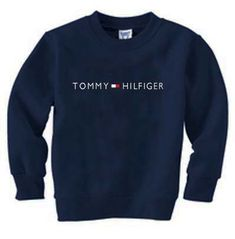 About Tommy Hilfiger Sweatshirts sweatshirt is Made To Order, we print the sweatshirt one by one so we can control the quality. Mode Outfits, School Outfits, Casual Outfits, Fashion Outfits, Tommy Hilfiger Sweatshirt, Tommy Hilfiger Outfit, Tommy Hilfiger Women, Vetement Fashion, Mode Vintage