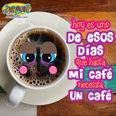 Pa' todo mal, un cafe matinal!!!