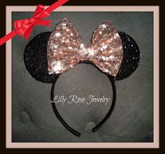 b025b8b41d7 Holographic Mickey Ears