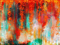 """""""Spring""""   Digitalpaint  Digital Art"""