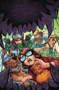 DC COMICS (W) Jim Lee & Various (A/CA) Howard Porter The world is a monster madhouse, and Scooby and the gang have been fighting for their lives, for every sunrise, for every moment. But they've had e