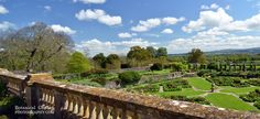 Hestercombe Gardens, Taunton, Somerset  50 acres of lakes, temples, cascades, tranquil woodland walks and formal terraces with fine views.