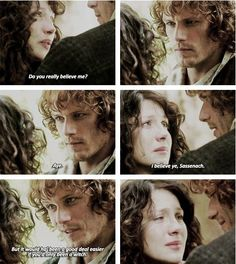 "Sassenach ""I WAS BORN FOR YOU."" This is a blog dedicated to Outlander."