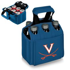 Virginia Cavaliers 6 Pack Cooler by Picnic Time