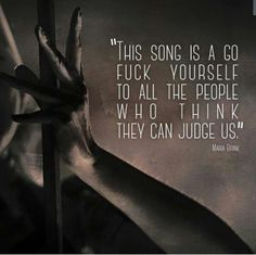 Quote by Maria Brink