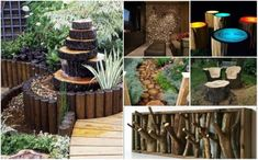 39 Gorgeous Rustic Outdoor Decorations Ideas
