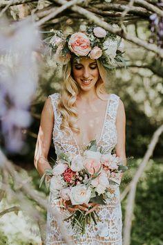 Boho Wedding Inspiration - Chic & Stylish Weddings