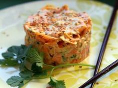 Ensalada tailandesa de zanahoria, Receta Petitchef