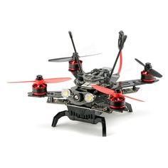 Eachine Assassin 180 FPV Quadcopter Built In OSD GPS NAZE32 With HD Camera ARF Version Sale - Banggood.com