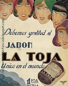 Vintage Advertising Posters, Vintage Advertisements, Vintage Ads, Vintage Posters, Old Posters, Travel Posters, La Toja, Retro Makeup, Retro Ads