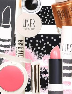 Fancy a whopping £51 of Topshop makeup for free? Subscribe to ELLE this month and it will be yours! | ELLE UK
