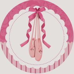 OLÁ AMIGAS!   Hoje temos o kit que toda mãe de menina sonha... Bailarina. rsrs   Esse kit foi feito pela nossa amiga Jackeline Pinheiro , qu... Ballerina Birthday Parties, Birthday Party Themes, Girl Birthday, Bunny Birthday, Free Printable Banner, Free Printables, Baby Ballet, Candy Bar Labels, Tutu Party