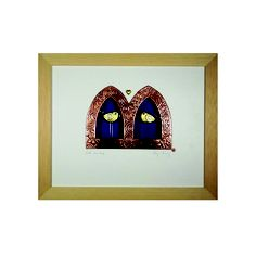 Karen Shannons 'Little Love Birds' are a great idea for a wedding gift, available online at www.fionaturley.com