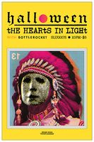 Hearts In Light Poster - Sluggos, Chattanooga - Zach Hobbs