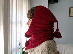 Capucha con cuello - artesanum com