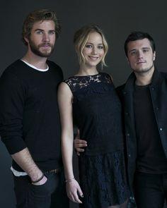 The Hunger Games: Mockingjay Part 1 Portrait Session