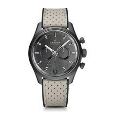 Zenith El Primero Range Rover watch | juwelier-haeger.de                                                                                                                                                                                 More