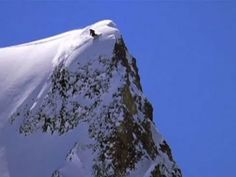 @Galerie W, on a le droit à une journée de ski/semaine :-) Epic Extreme Skiing: Eric Hjorleifson  Matchstick Productions ! From the great film In Deep!  #x-tremevideo #extreme #sport #ski #courchevel #galeriew