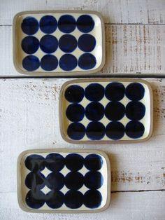 Patterned Side Plates