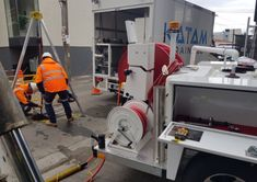 #Jetcleaning is an important step in preparing pipes for rehabilitation, as part of a #Quicklock seal or Fibreglass patch installation. Its also important to jet clean pipes prior to CCTV inspections where an assessment of the pipeline's integrity is required. Its part of the arsenal we use at Katam Drainage to ensure we are a one stop shop, when it comes to pipeline rehabilitation. Confined Space, The Pipeline, Pipes, Arsenal, Integrity, Assessment, Jet, Things To Come, The Unit