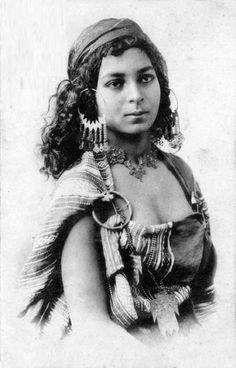 Young Bedouin Woman