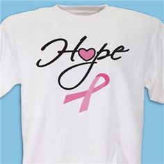 Awareness Ribbon T-Shirt | Cancer Awareness Shirt