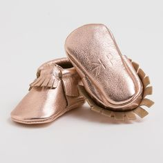 Rose Gold - Limited Edition Moccasins  One day you'll be mine :-D