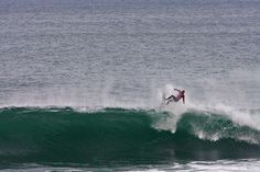 Kelly Slater huge air at Bells Beach!