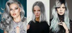 colori grigi di capelli - Cerca con Google