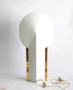 Vintage lampe Reflex conçu dans les années 1980 par par DoubleRandC