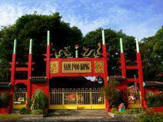 Catatan Harian Keong: Wisata Semarang klenteng sam poo kong