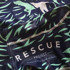 Fur Cycling Kit — Rescue Project! #kitwatch #kitspiration #dog #cyclingkit #cyclingjersey